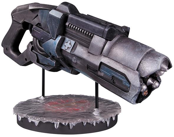 FLASH TV CAPTAIN COLD FREEZE GUN REPLICA