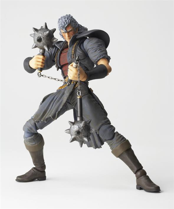 LEGACY OF REVOLTECH FIST OF THE NORTH STAR - SHU