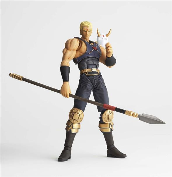 LEGACY OF REVOLTECH FIST OF THE NORTH STAR - THOUZER (SAUZER)
