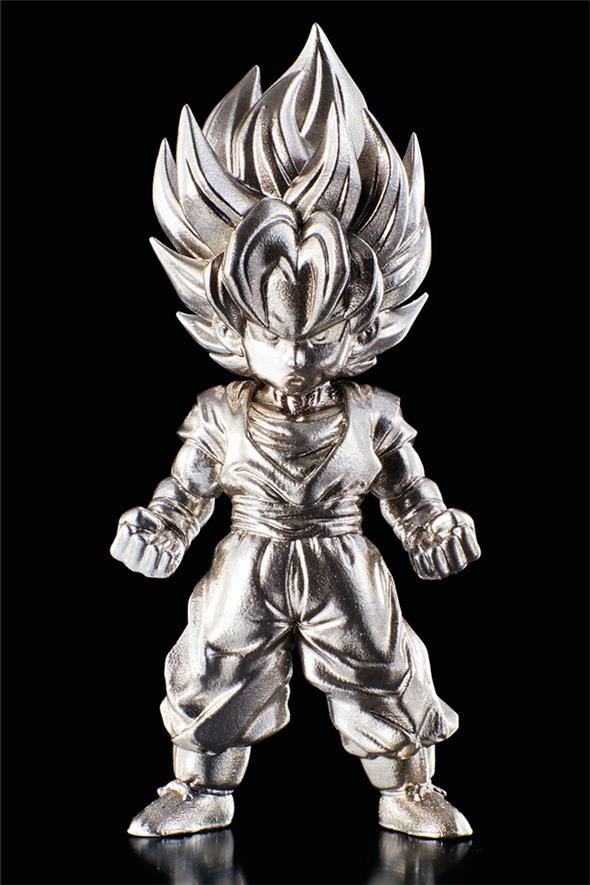 ABSOLUTE CHOGOKIN DRAGON BALL - SS SON GOKU