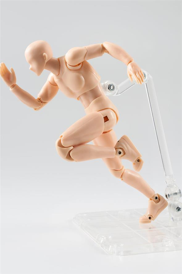 S.H. FIGUARTS - MAN NEW DX SET PALE ORANGE FIGUARTS