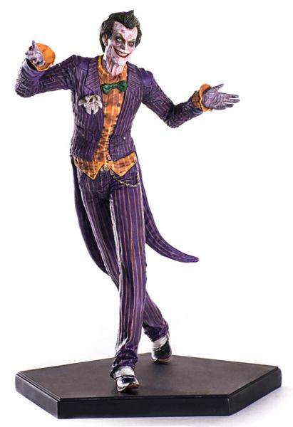 1/10 ARKHAM NIGHT - JOKER STATUE