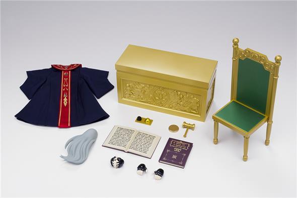 Saint Seiya Myth Cloth Balron Lune Set Zonahobby Com